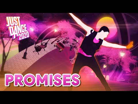Calvin Harris - Promises feat Sam Smith Just Dance Fanmade with Silas Nascimento & CakeDance BR