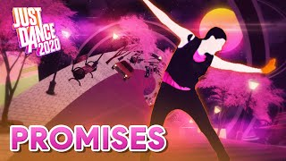 Calvin Harris - Promises feat. Sam Smith (Just Dance Fanmade) with Silas Nascimento & CakeDance BR Video