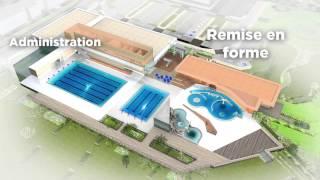 Centre aquatique de Fagnières- CA Chalons-en-Champagne - par Octant Architecture