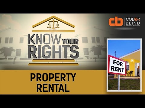 Know Your Rights - Episode 6: Property Rental