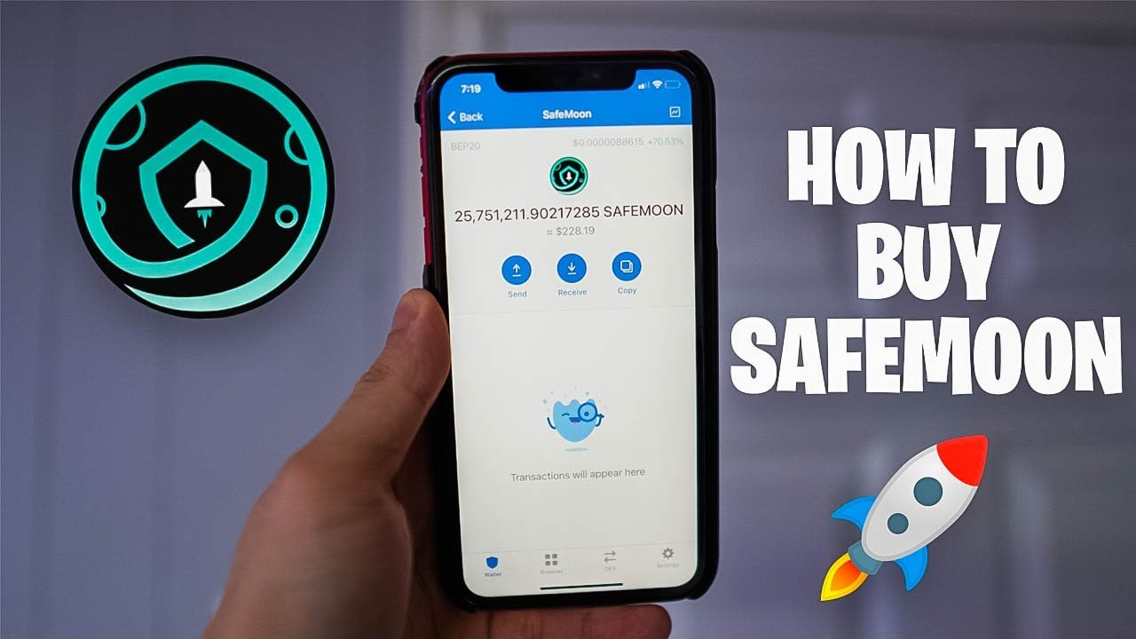 How to Buy SAFEMOON in 2021 *UPDATED* (FAST & VERY EASY). JUST IN 5 MINUTES!!!