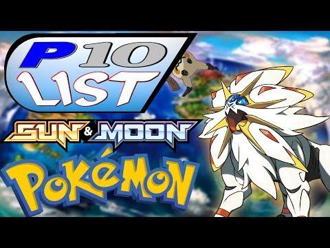 10 Personal Favorite Alolan (Gen 7) Pokemon