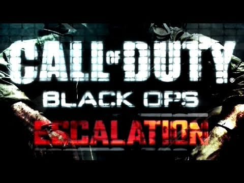 Call of Duty: Black Ops - Escalation DLC Multiplayer Preview *German Subtitles* (2011) OFFICIAL | HD