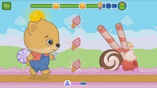 Car Games for Toddlers Bimi Boo Kids Educational Adventure