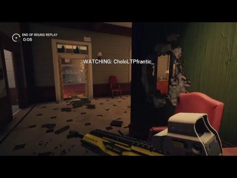 First time Broadcasting Raibow 6 Siege