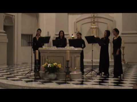 Ensemble vocal Akané - (2/3) Hotaru koi ほたるこい