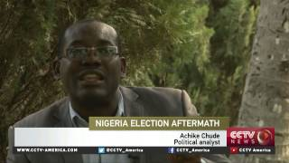 Why did Nigerian President Goodluck Jonathan lose the election ?