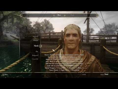 Skywind Testing With Rovan (lots of WIP stuff) Twitch Stream from 8/7/17