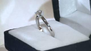Золотое кольцо бриллианты 0.60Ctw(, 2014-05-26T08:32:48.000Z)