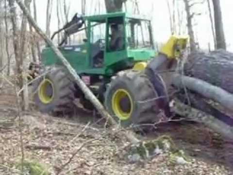 Timberjack 360 C