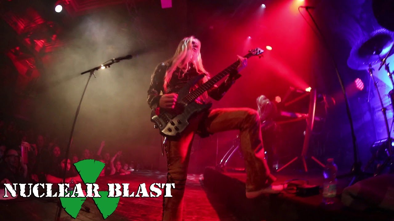 MARKO HIETALA - Star, Sand And Shadow (OFFICIAL LIVE VIDEO ...