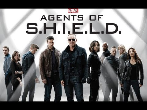 Marvel agents of S.H.I.E.LD | SAGA MARVEL | CinéMaRadio