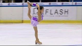 Уссурийский лед принял участников соревнований по фигурному катанию