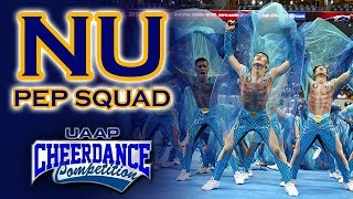 NU Pep Squad - 2017 UAAP Cheerdance Competition