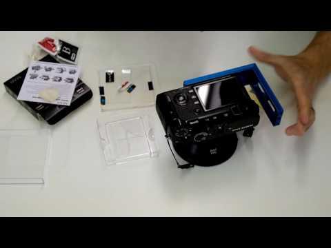 Displayschutz-Glas MAS Zu Spiegelreflexkameras Und Systemkameras Anleitung