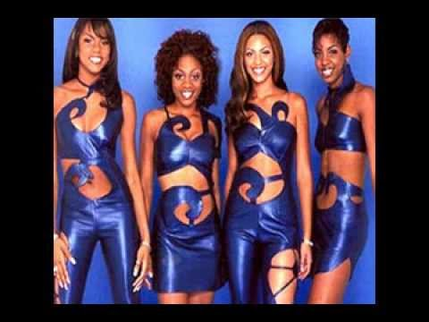 Destiny's Child - The Writing's on the Wall Photoshoot ...