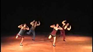 The Black Bottom, 20s Charleston Dance