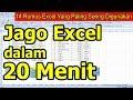 - 14 Rumus Excel Yang Paling Sering Digunakan
