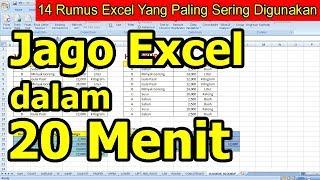 14 Rumus Excel Yang Paling Sering Digunakan thumbnail