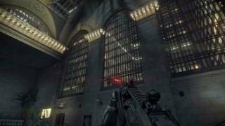 Crysis 2: Marine Salvage - Central Station