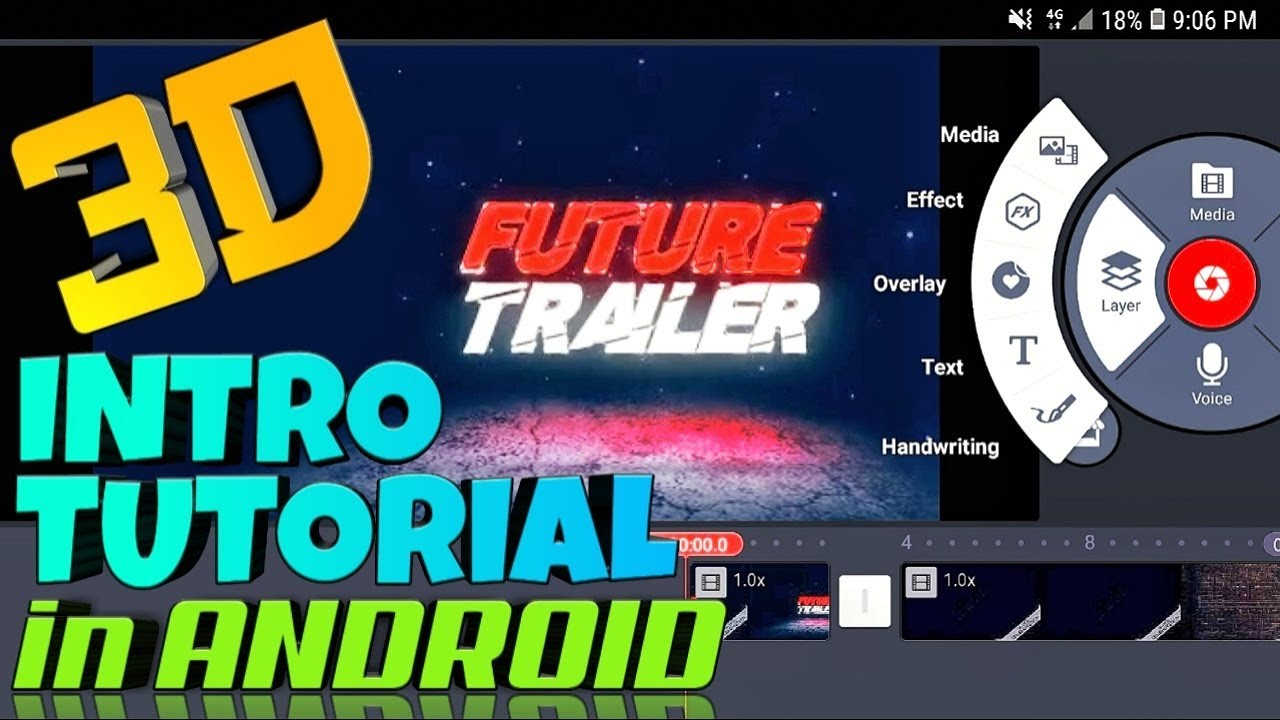 How to make free 3d Intro in Android with Kinemaster from Renderforest |  Renderforest Hack, bangla