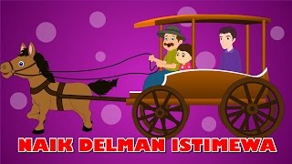 Naik Delman | Kumpulan 22 minutes | Lagu Anak TV