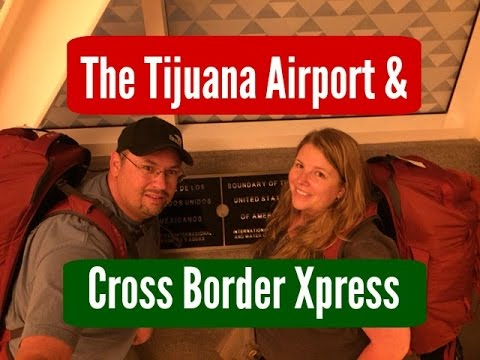 Best kept airport secret! Flying out of Tijuana. [Bogotá Bound #1]