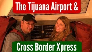 Best kept airport secret! Flying out of Tijuana. [Bogotá Bound #1]