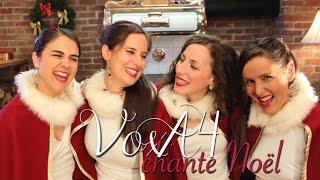 VoxA4 chante Noël