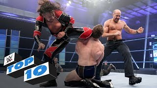 Top 10 Friday Night SmackDown moments: WWE Top 10, April 3, 2020