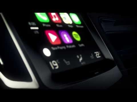 Volvo And Apple CarPlay