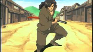 NINJA SCROLL - Movie Trailer 2003 Music by Kitaro and Peas