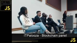 ITPalooza - Blockchain Panel 2019