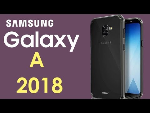 NEW Samsung GALAXY A Series (A3,A5,A7) 2018 - Front Panels & Infinity Displays Leaks OUT!!!!