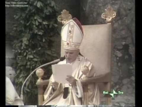 Non abbiate paura!!!Giovanni Paolo II (Don't be Afraid-JPII)