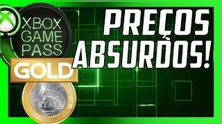 APENAS UNS TROCADOS! LIVE GOLD E XBOX GAME PASS QUASE DE GRAÇA! VAI APROVEITAR?
