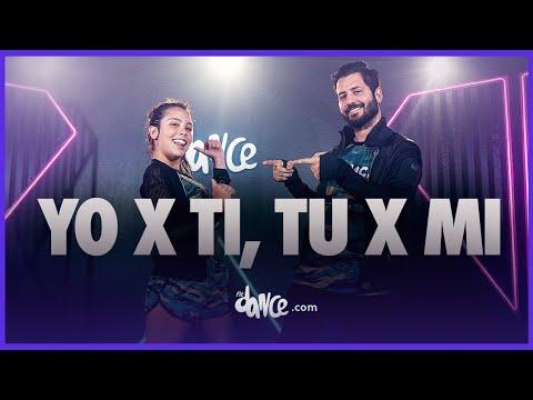Yo x Ti, Tu x Mi – ROSALÍA ft. Ozuna | FitDance Life (Coreografía Oficial) Dance Video