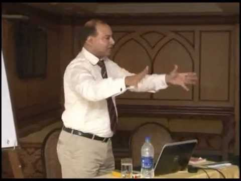 Shyamal Ranjan Sinha an Expert GANN ANALYST introductory Seminar (Mumbai) Part 3