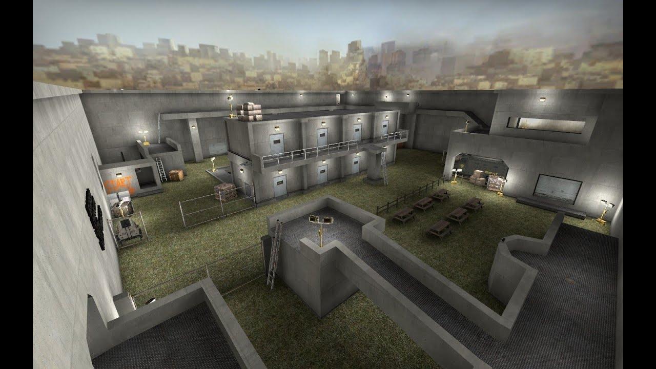 Сервера кс го тюрьма steam игры дешево