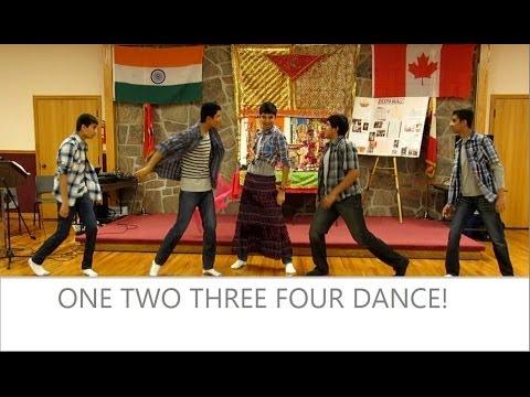 One Two Three Four Dance - Chennai Express...