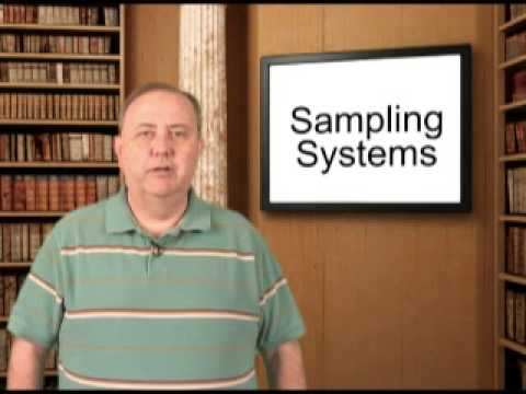 Back To Basics: Sampling Systems