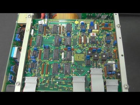 DL#042 - PhysioControl VSM3 ECG Monitor Teardown