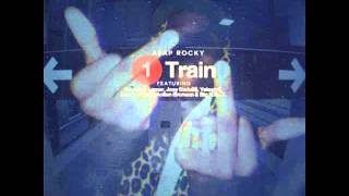 ASAP Rocky - 1 Train-Instrumental