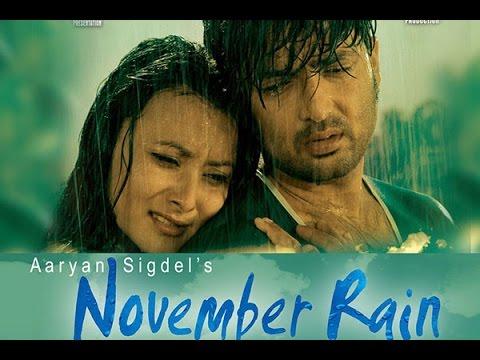 NOVEMBER RAIN | Movie In 8 Minute | Namrata Shrestha, Aaryan Sigdel
