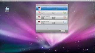How to Convert PDF to Word, Excel, PowerPoint, EPUB, HTML and Text on Mac?