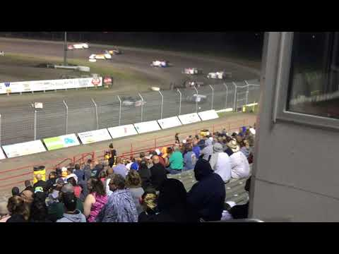 2017 August 24 Red River Valley Speedway Late model Feature