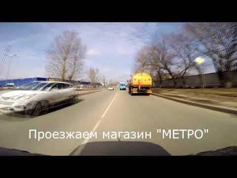 Схема проезда в тех центр Форпик от метро Печатники