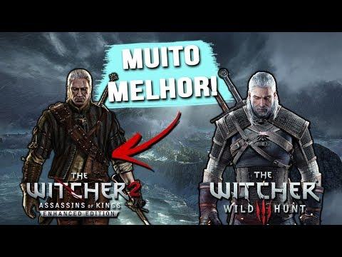 5 COISAS QUE THE WITCHER 2 FAZ MELHOR QUE THE WITCHER 3! thumbnail