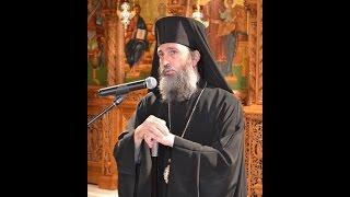 Ομιλία από την Επετειακή Εκδήλωση των 90 χρόνων της Γ' εμφανίσεως του Τιμίου Σταυρού 14-27/9/2015