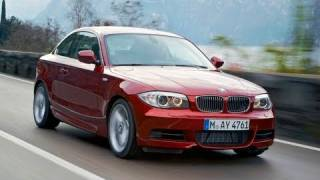 New BMW 1 Series Coupé - In/Out/Driving [HD]